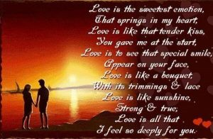 101 Romantic Love Messages For Lover