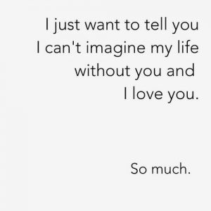 51 A Paragraph On How Much I Love You Sweetest Messages