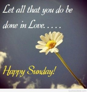 Sunday Quotes And Sayings For Facebook
